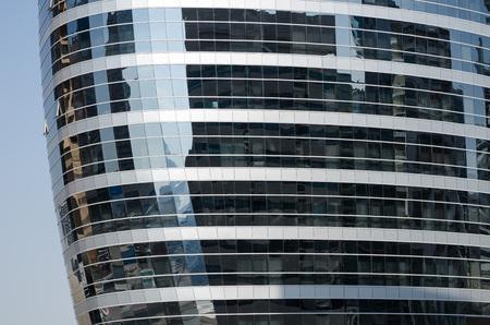 glass buildings: dubai tecom glass buildings middle east architecture