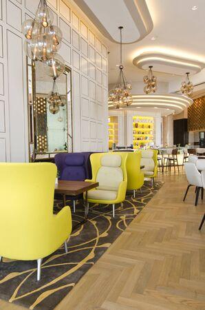 intercontinental: Dubai, Dubai Festival City, 05052015, Choix Restaurant, parisian french style restaurant, InterContinental, dubai festival city. Editorial