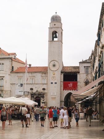 dubrovnik, Croatia, 06062016 Dubrovnik old town croatia,