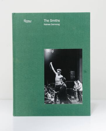 lodnon, england, 05052018 The smiths rizolli new york picture book by nalinee darmrong. Musical history of the famous band the smiths. documentary music book.