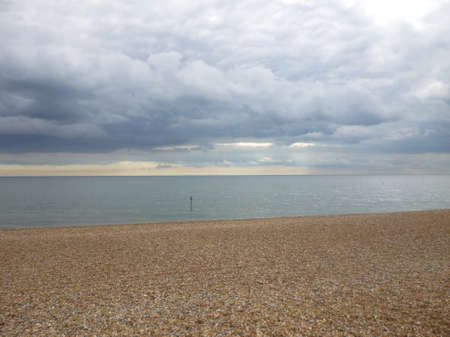 seafronts: Brighton Beach, UK