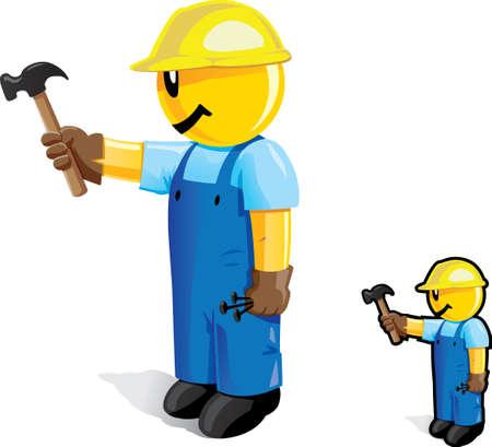 hammering: Hammering dude