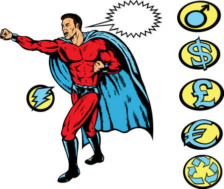 rage: Superhero clobber!