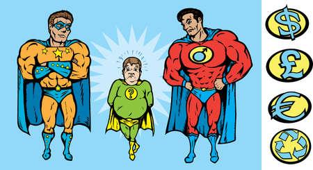 superheroes: Sub par Hero