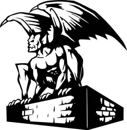 horrific: Gargoyle Icon