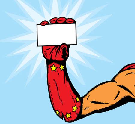 bicep: Superhero�na mano puede celebrar nada.