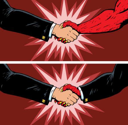 dominance: Tratar con el diablo