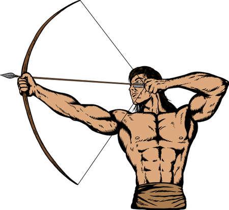 Apache archer  Vector