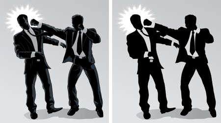 Business strijd overzicht