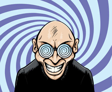 hypnosis: Hypno Googles man
