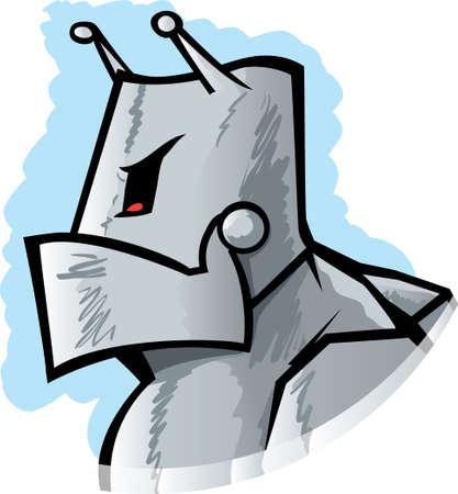 scowl: Angry Robot