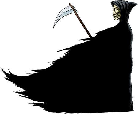guadaña: Muerte Vectores