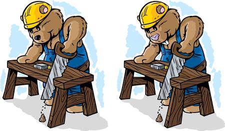 working animals: Bear