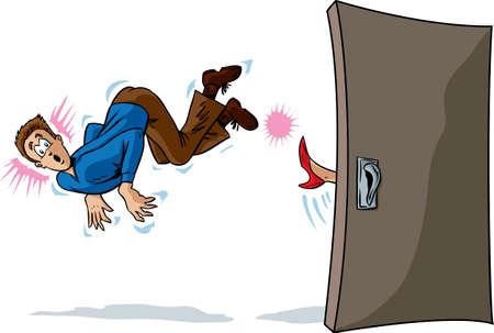patada: Individuo que consigue la bota