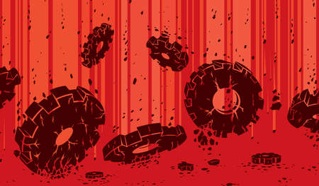 entropy: Crumbling gears