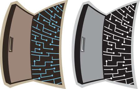 Tech Door