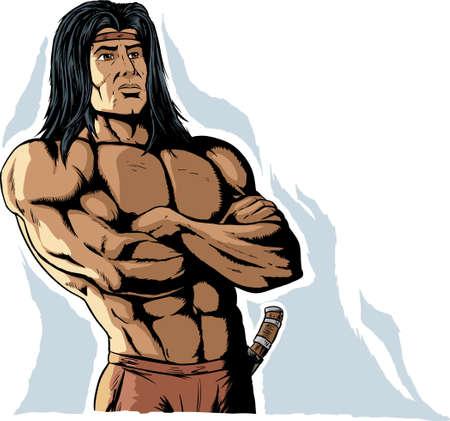 apache: Native warrior