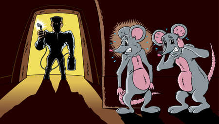 exterminator: The pest exterminator