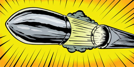 projectile: Bullet or Cannon shell