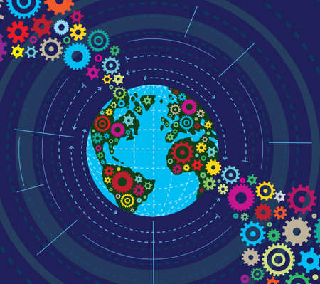 Mechanized Earth