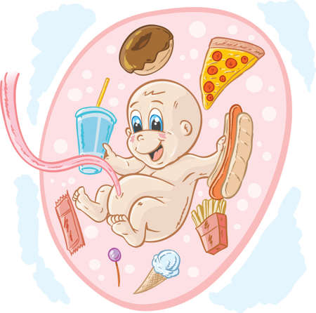 Junkfood baby