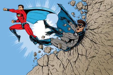 the villain: Super Battle