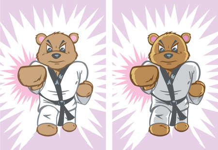 reverse: Karate Bear