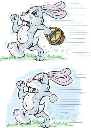 rushing: Running Rabbit