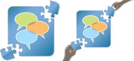 enabling: Solving communication problems