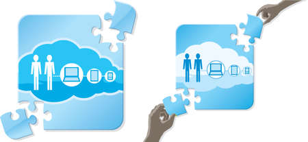 Cloud Computing Puzzle
