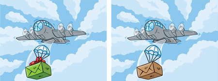 Package bomber