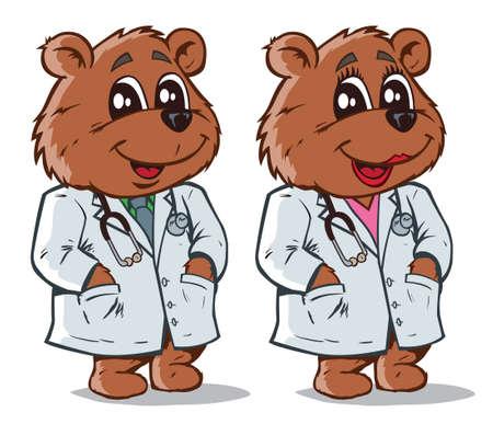 gp: Doctor Bear