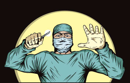 scalpel: Surgeon