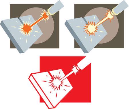 cutter: Laser cutter icon