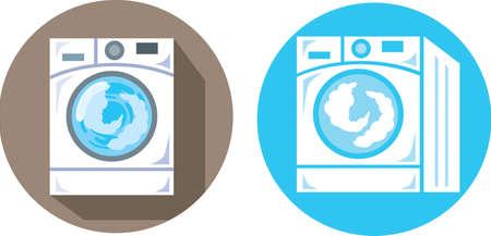 m�quina: Iconos Lavadora