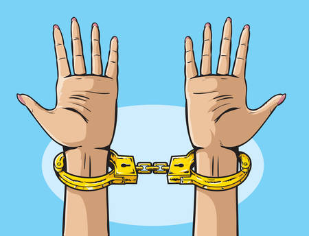 restraints: Golden Handcuffs
