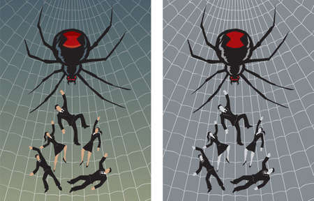 weaved: Caught in the web