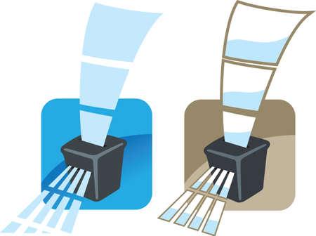 shredded: Paper Shredder icon
