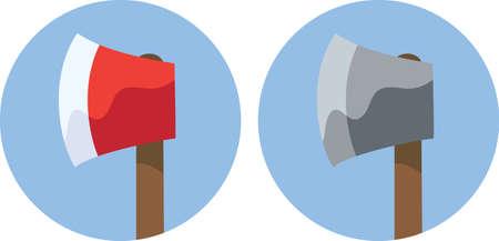 도끼 아이콘