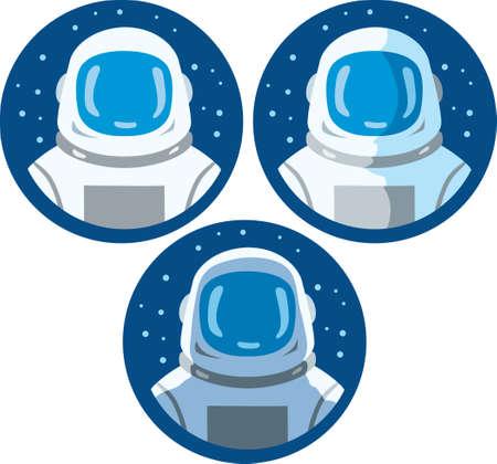environmental suit: Astronaut icon