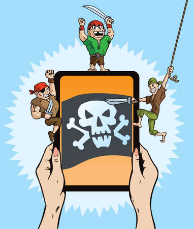 bellowing: Pirate Tablet hack