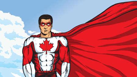 A Super Canadian