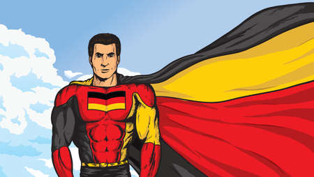 germanic people: A Super German