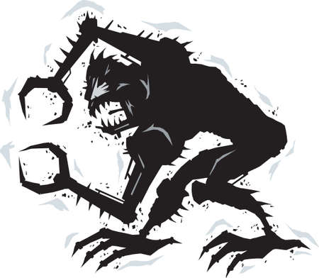 rampage: Metal Monster