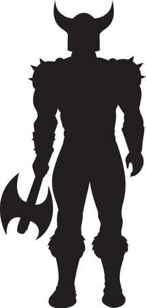 Standing Viking