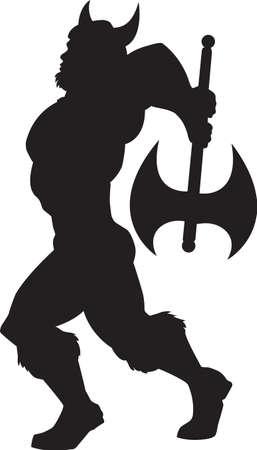 warriors: Attacking Viking
