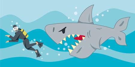 gills: Hungry Shark