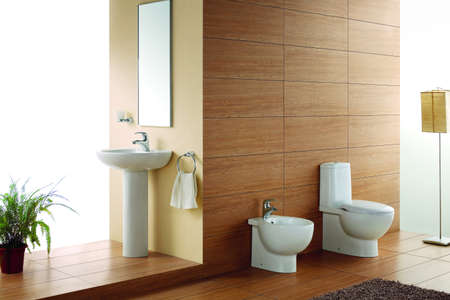 piastrelle bagno: Suite bagno