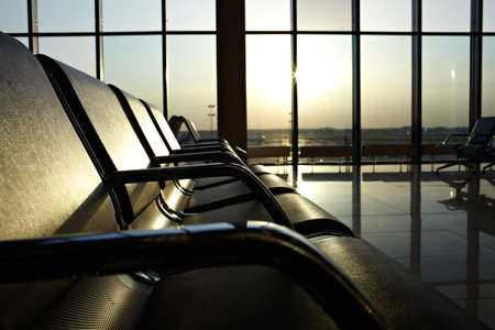 Airport lounge Stock Photo - 14639452