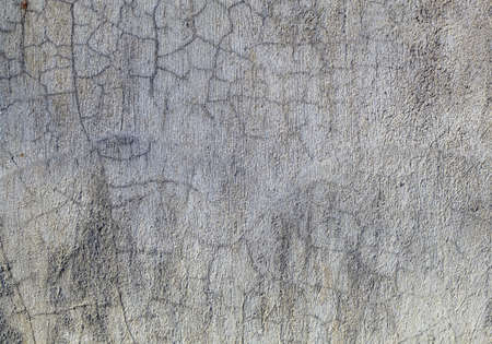 Grey cracked abstract grungy textured stone background  Stock Photo - 16675776